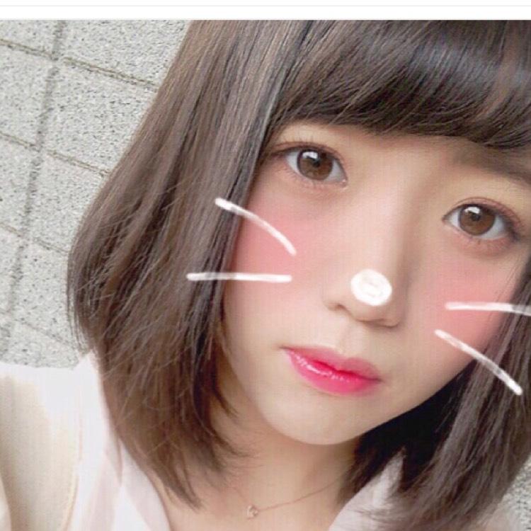 【うさぎ】ピンクメイクのAfter画像