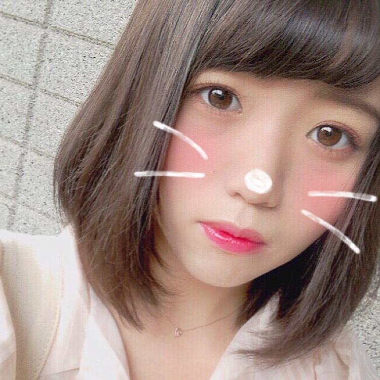 【うさぎ】ピンクメイク