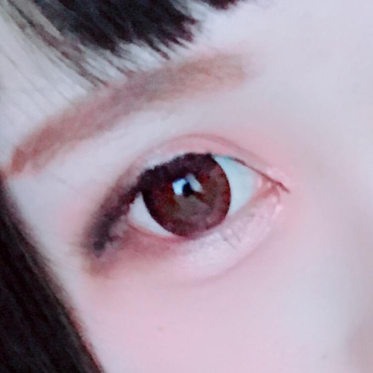 目頭切開も必要な方も書いてください☆ 自分の本当の目頭より少し上から書くとタレ目に見える気がします(( まつ毛大事なのでとにかく伸ばして!!((私はないのでつけまつげ装着