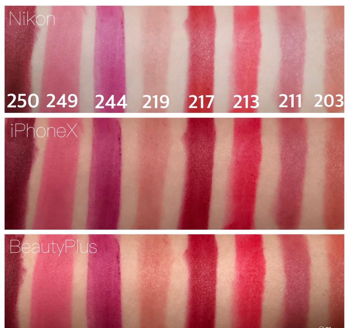ロレアルパリ カラーリッシュ モイストマット NのAfter画像
