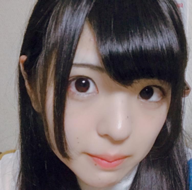 小泉花陽 コスプレ メイクのBefore画像