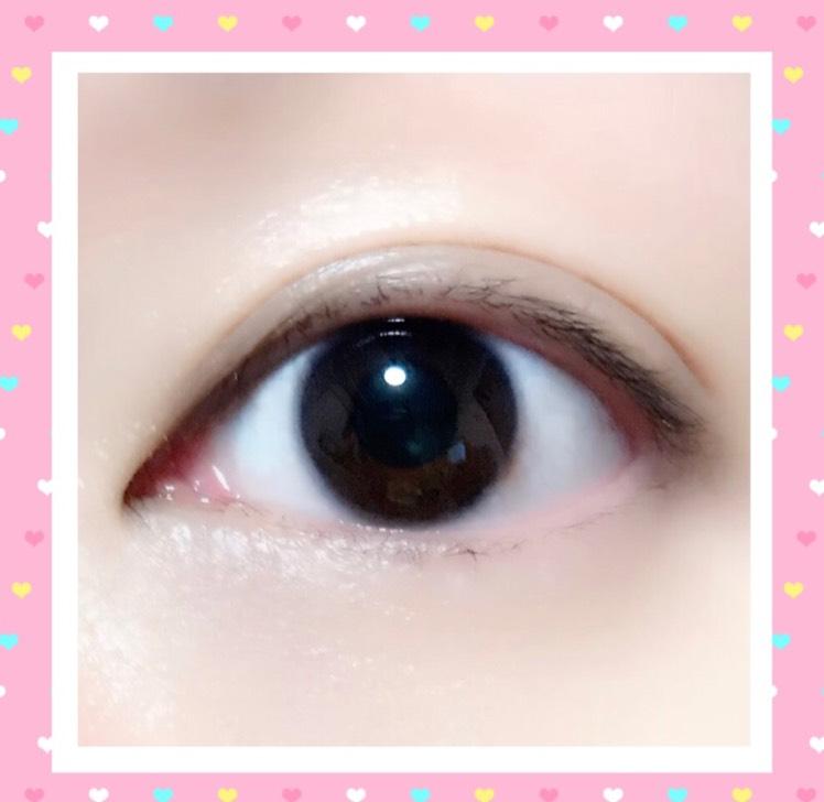 渡辺直美プロデュースの話題のカラーコンタクト♡のBefore画像