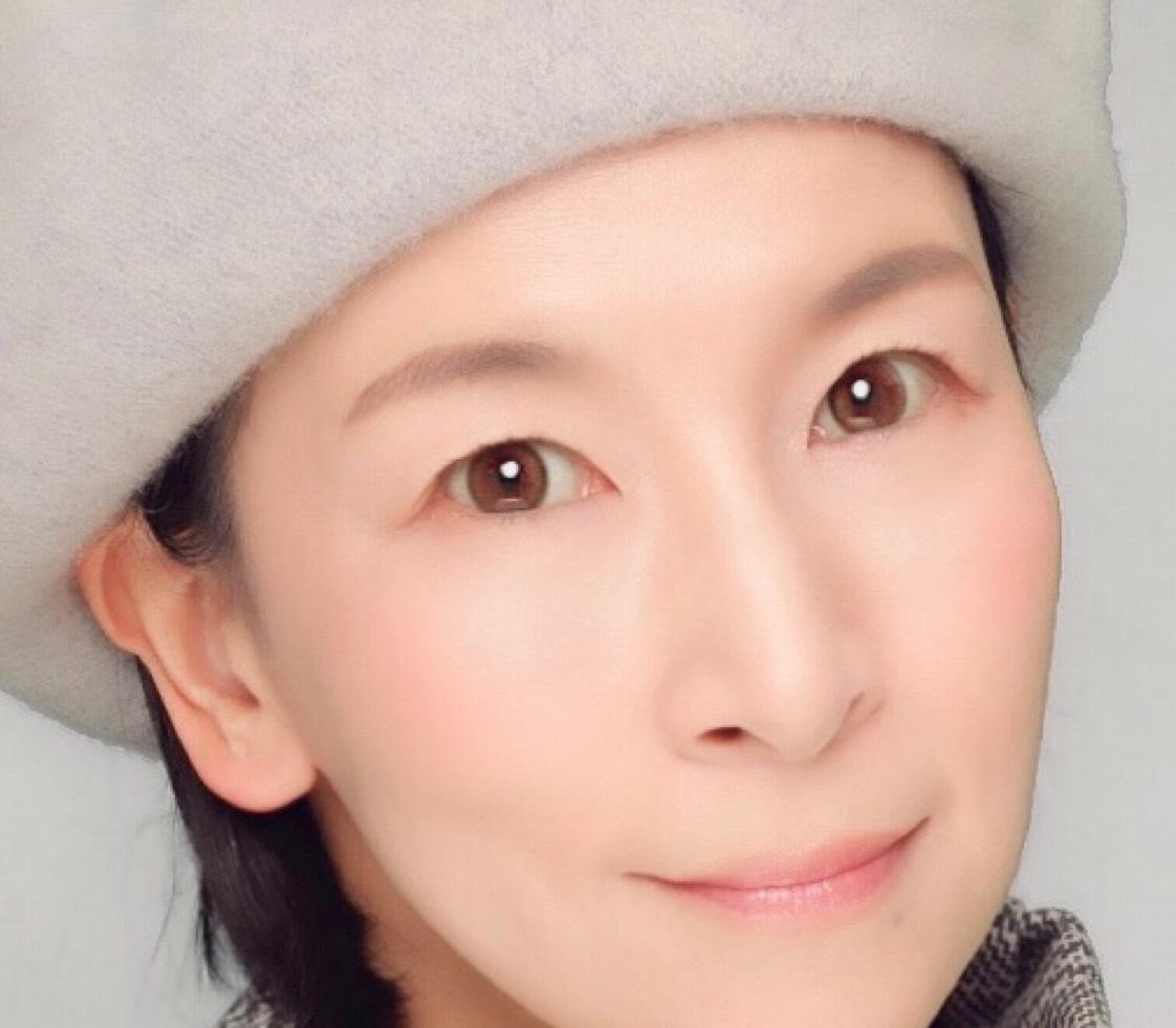 すっぴん風メイク ユーザーセレクト(サニーブラウン)のAfter画像