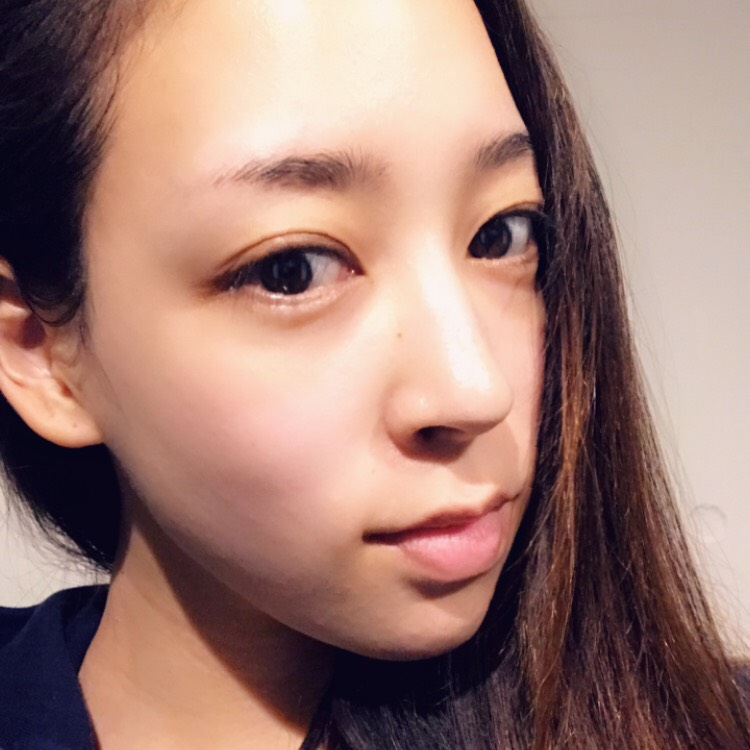 艶肌×セパレートまつ毛のBefore画像