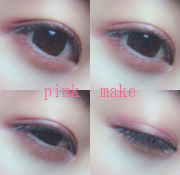 pink make