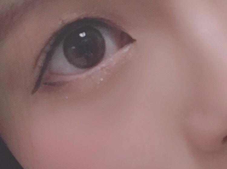 レクトフェアリーユーザーセレクト サニーブラウンでウルウル瞳♡のAfter画像