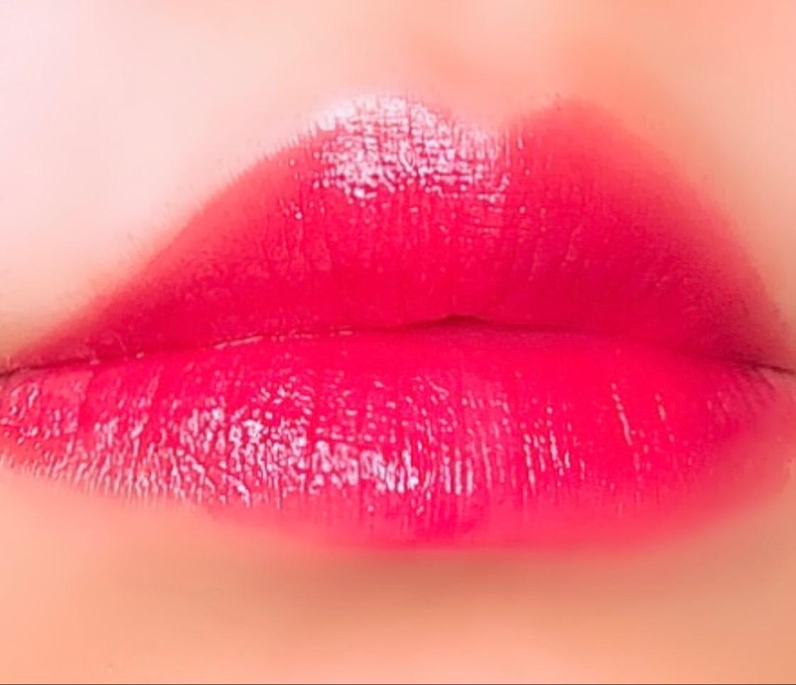 Dior アディクトステラーシャイン 976のAfter画像