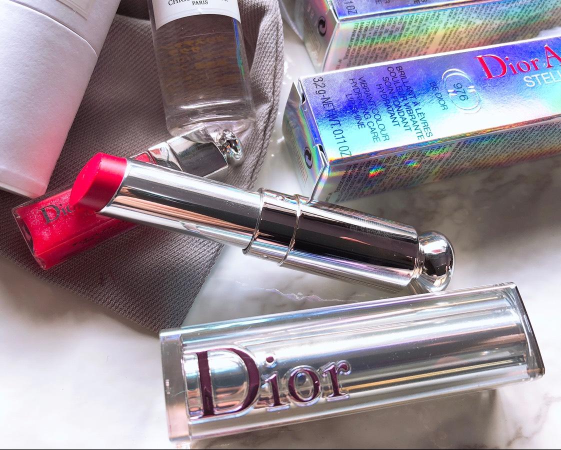 Dior アディクトステラーシャイン 976のBefore画像