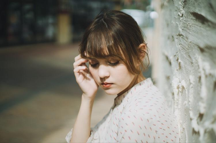 夏 艶カラーのBefore画像