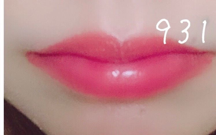 ✔️931 ミスチヴァス くすみピンクは1番挑戦しやすく 大人可愛いお色? ピンクと言ってもカシスのような 深みのある色味でお色気バッチリ✨