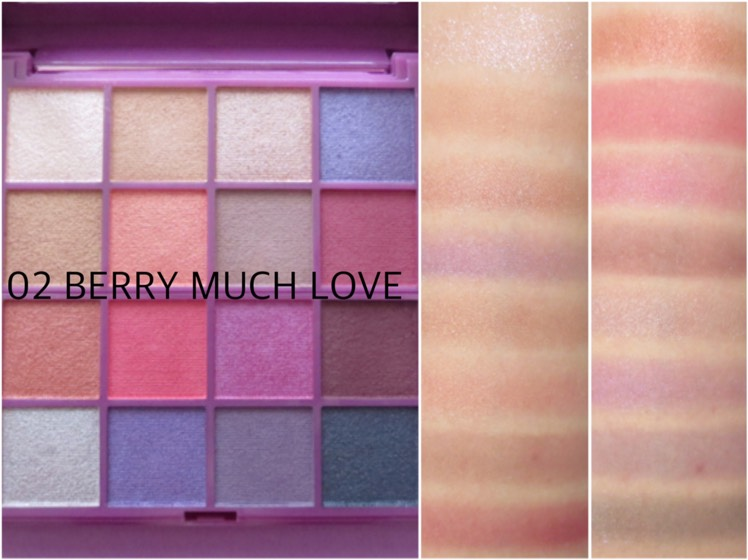 02:BERRY MUCH LOVE(ベリーマッチラヴ) ベリーの香り🍓ファッションのようにメイクを楽しみたい方へ ブルベさん向き