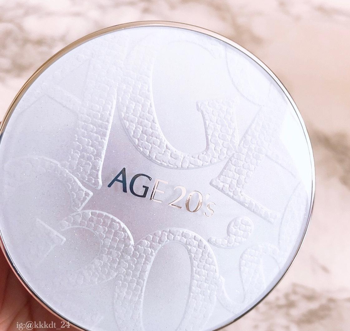 AGE20s エッセンスカバーパクトオリジナル
