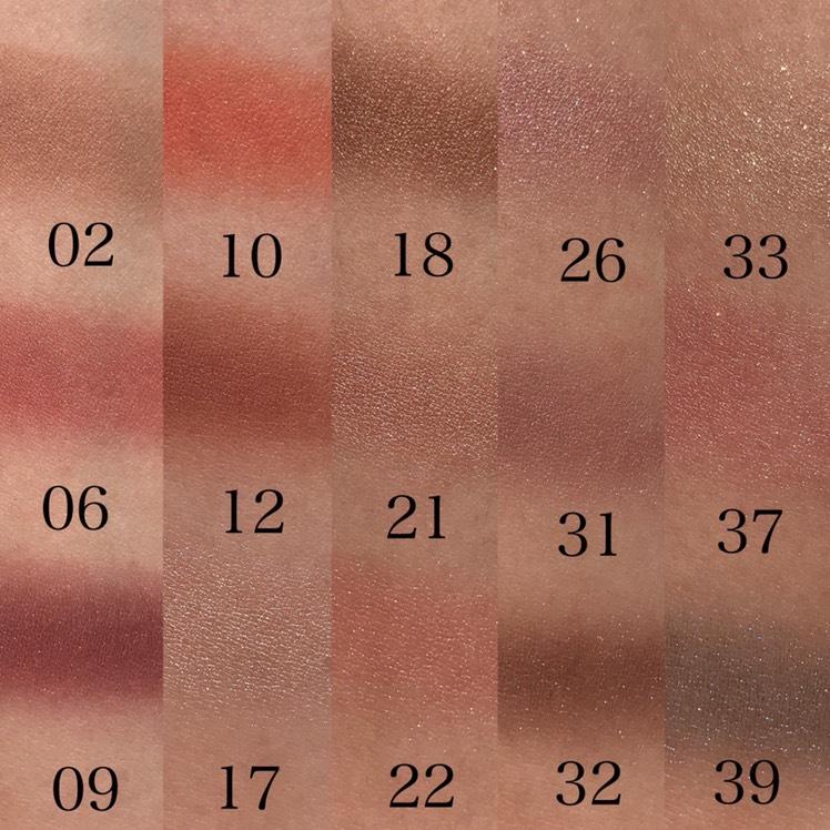 ロレアルパリ カラークイーン オイルシャドウのBefore画像
