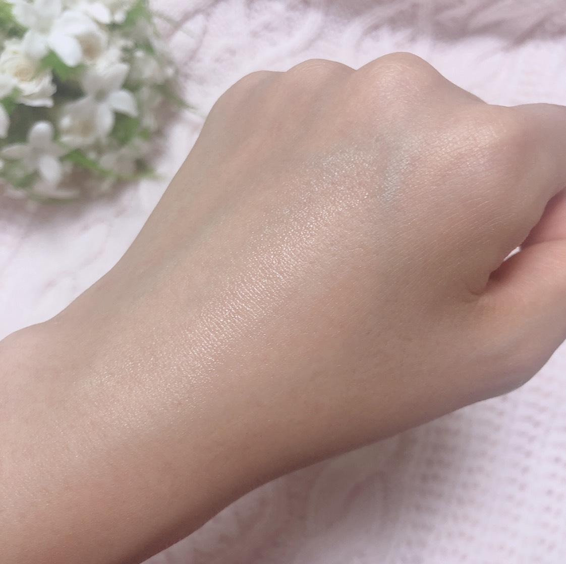 炭酸美容液ルクリアのAfter画像