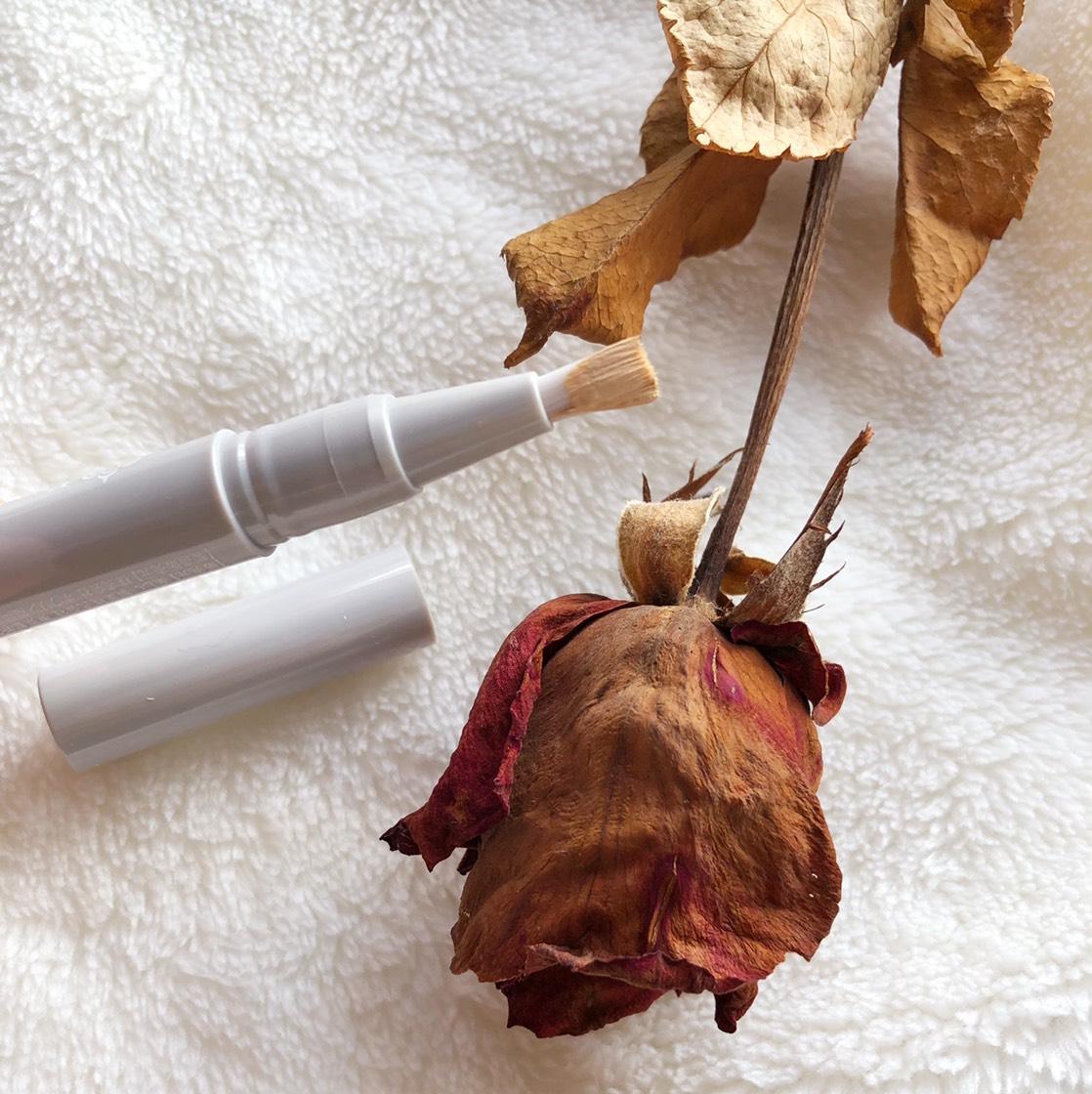 うるおい美容液コンシーラー 『アイプリン』のBefore画像