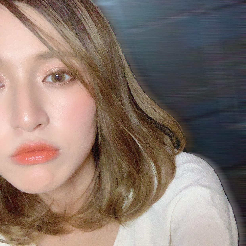 てりちゃん風韓国メイクのAfter画像