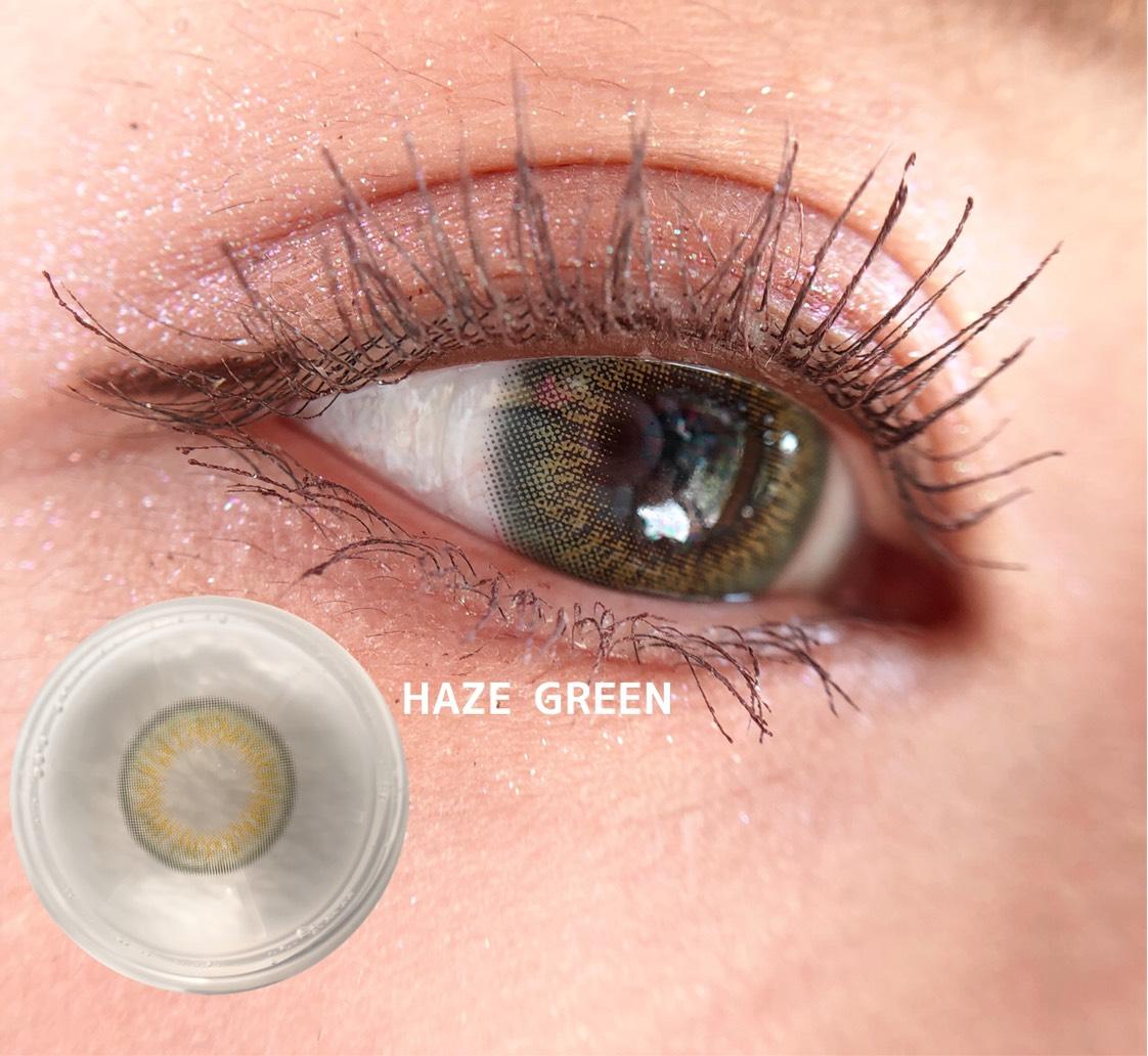 HAZE GREEN