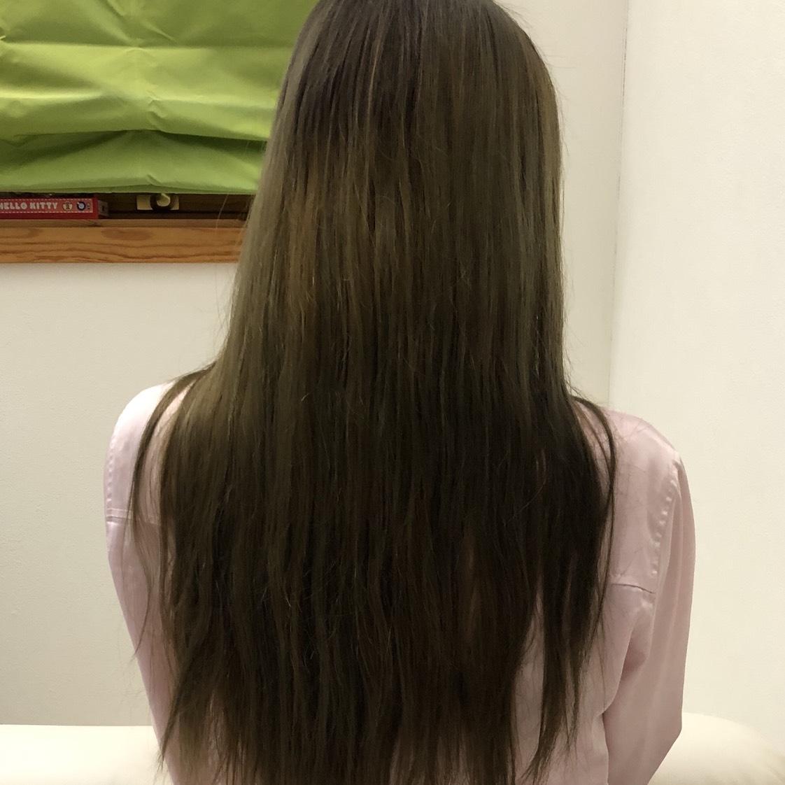 ロレアルパリのヘアオイル?のAfter画像
