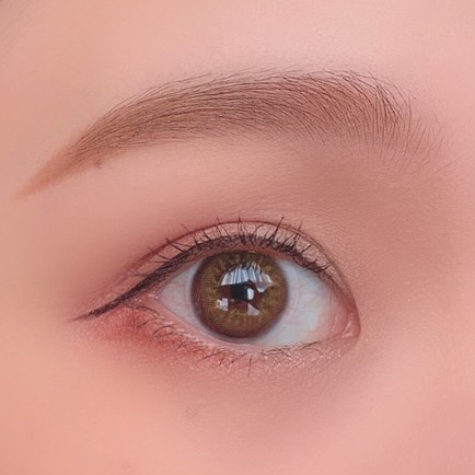 lenssis SWEETYBEIGE❤︎のAfter画像