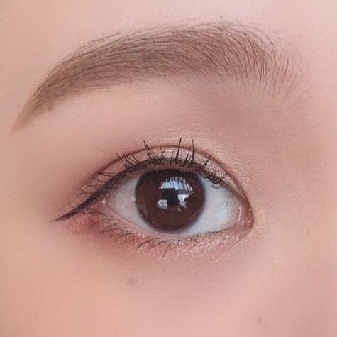 lenssis SWEETYBEIGE❤︎のBefore画像