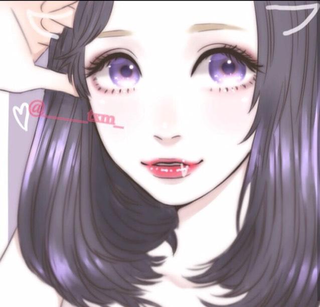 ♡おフェロメイクのBefore画像